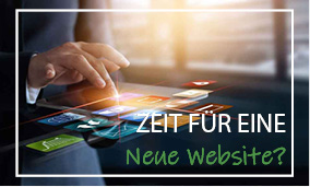 Webdesign Singen Neue Website